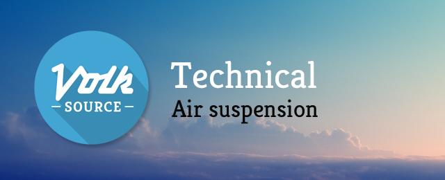 VW Air Suspension