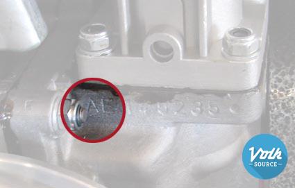 VW Engine ID Codes