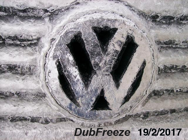 Dub Freeze 2017 - Volksource VW Events 2017
