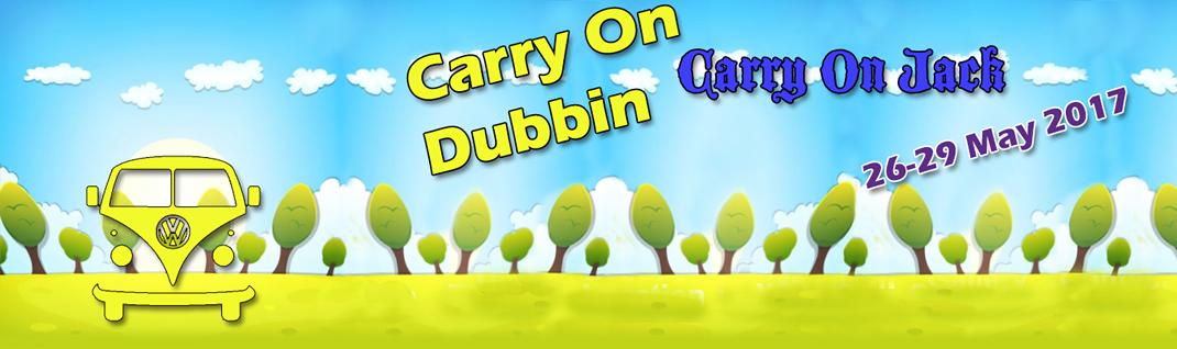 Carry on Dubbin 2017