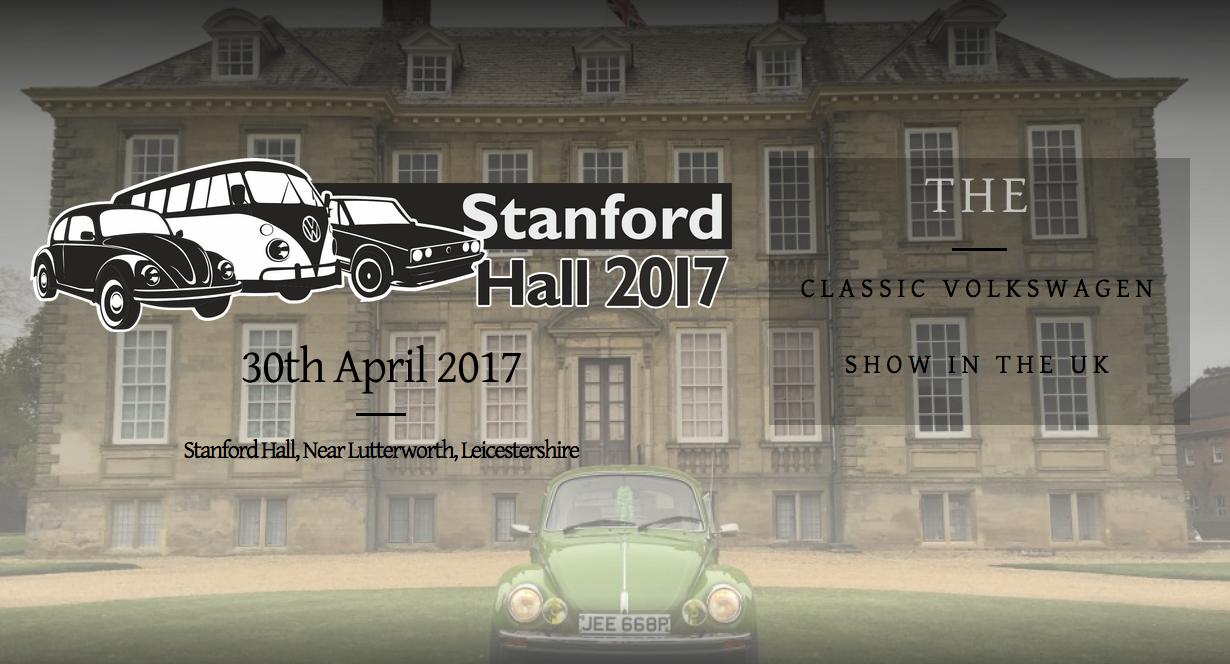Stanford Hall 2017