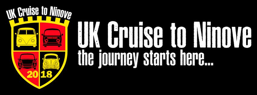 UK Cruise to Ninove 2018
