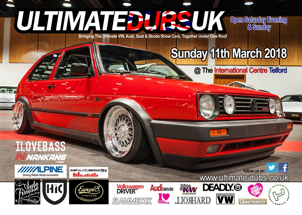 Ultimate Dubs 2018 Volksource
