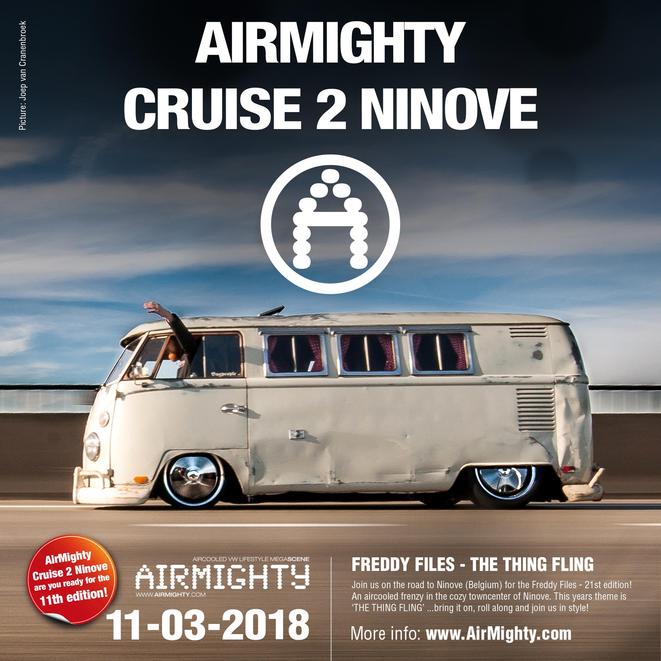 AirMighty Cruise 2 Ninove
