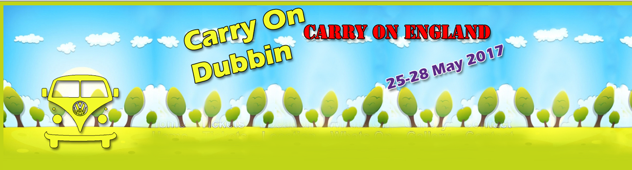 Carry on Dubbin 2018