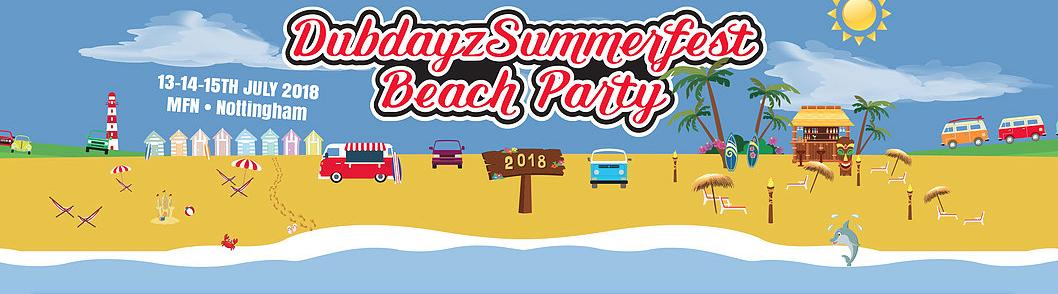 Dubdayz Summerfest Beach Party 2018