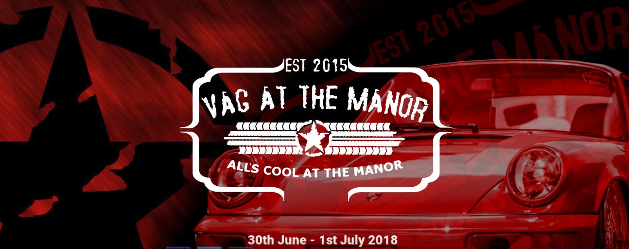 VAG at the Manor 2018