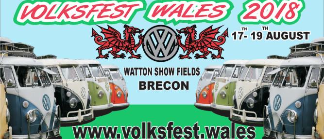 Volksfest Wales 2018