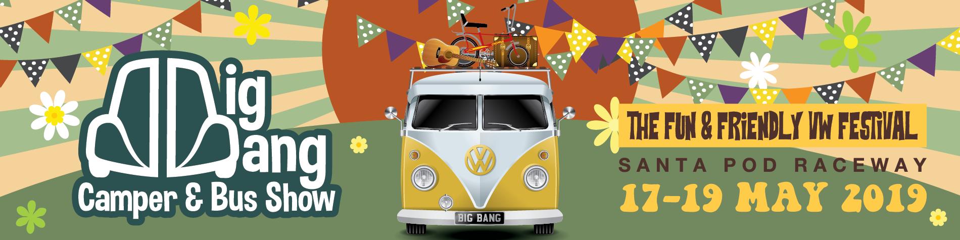 Big Bang 2019 - Volksource 2019 VW Event listing