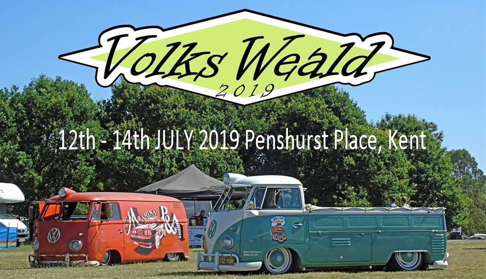 Volksweald 2019 - Volksource VW Event Listing 2019