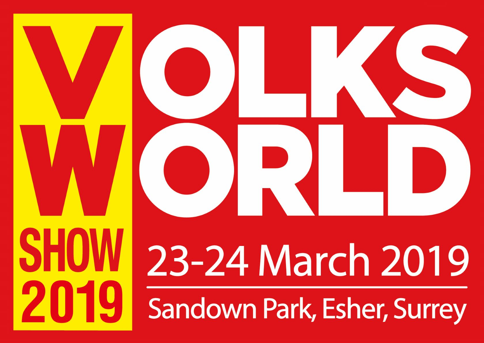 Volksworld 2019 - Volksoruce VW Event 2019 listing