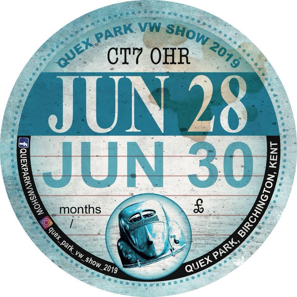 Quex Park VW Show