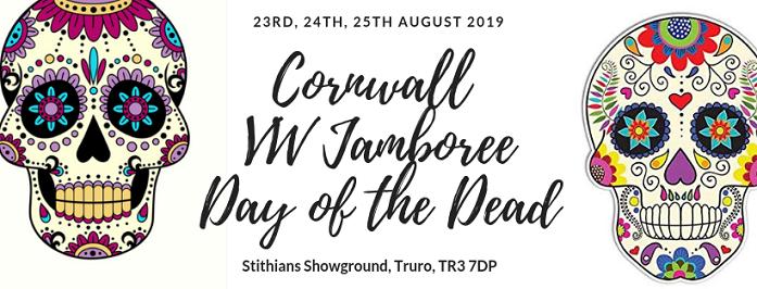 Cornwall VW Jamboree 2019