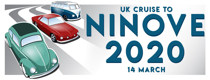 UK Cruise to Ninove 2020